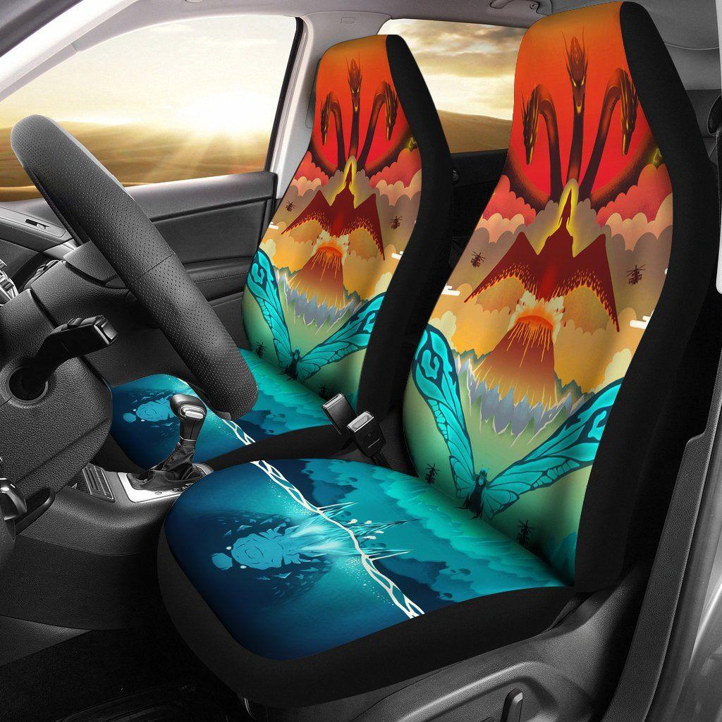 Godzilla 2019 car seat covers in 2020 car seats seat