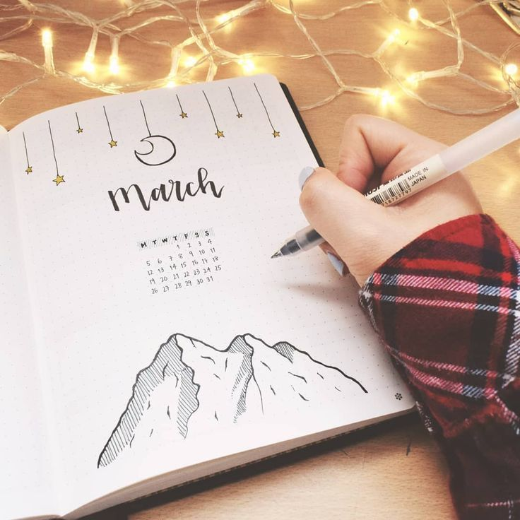 "PaperMango on Instagram: ""My favourite theme so far! ️ Click the link in my bio to watch my plan with me video � . . . . . #bulletjournal #bujo #bujosetup…"""