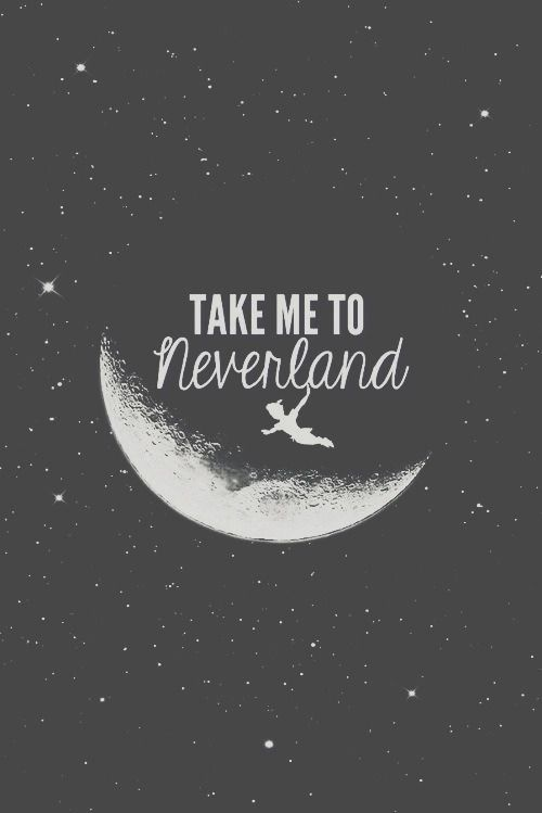 Neverland #disneyphonebackgrounds