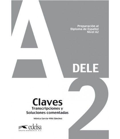 Las transcripciones de la prueba 2 comprensin auditiva las libro de claves spanish edition fandeluxe Image collections