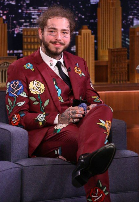 Post Malone Spent More Than $40,000 on Postmates in the Past Year—These Are His Go-To Orders