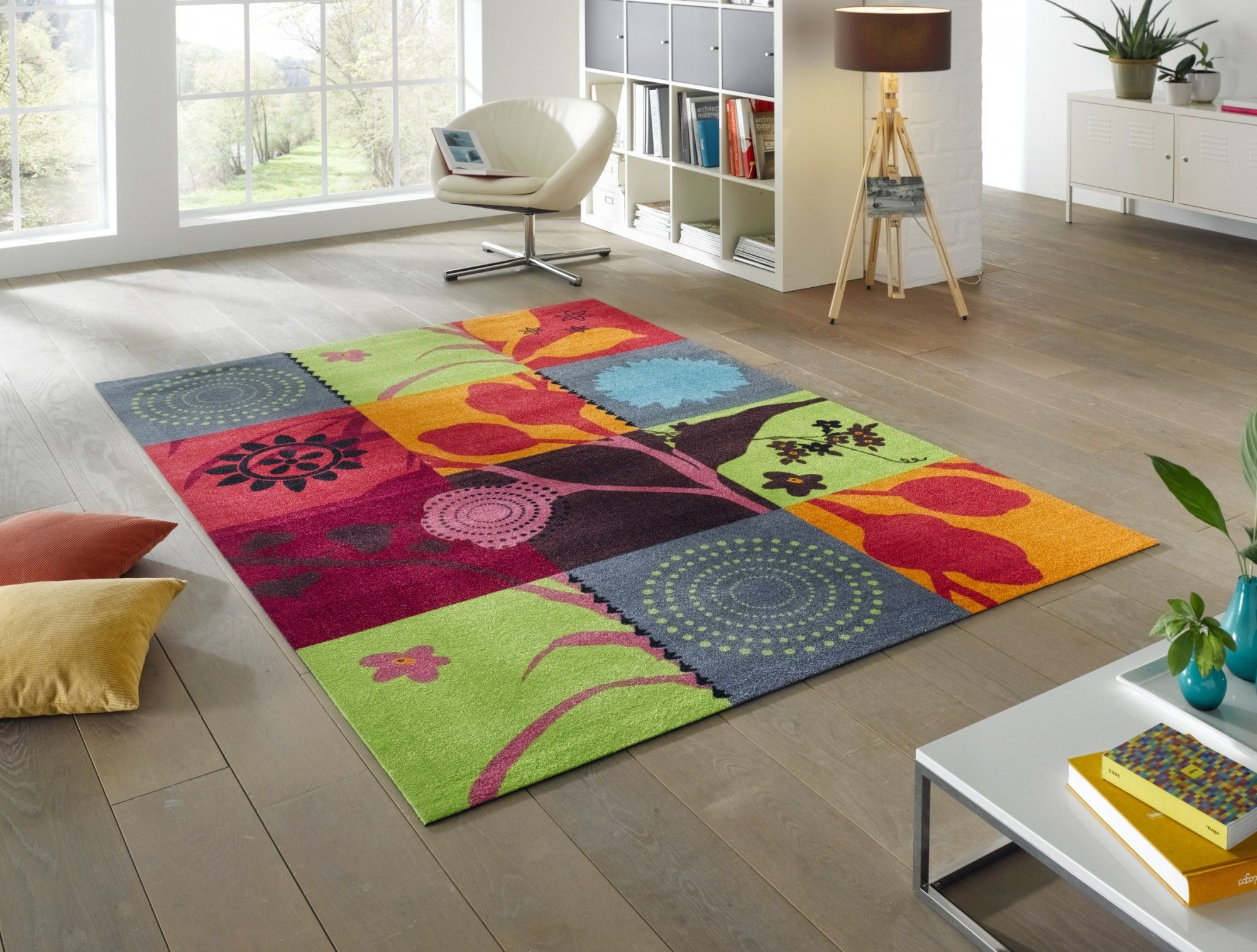 wash dry summer breeze waschbarer teppich teppiche. Black Bedroom Furniture Sets. Home Design Ideas