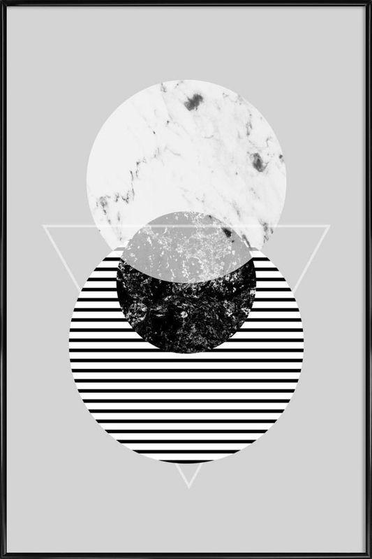 minimalism 9 als poster im kunststoffrahmen juniqe tattoo pinterest digitale malerei. Black Bedroom Furniture Sets. Home Design Ideas