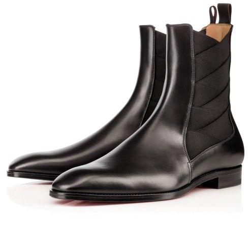 acheter en ligne 5f5bb 2d453 Men Shoes - Brian Flat - Christian Louboutin #mensfashion ...