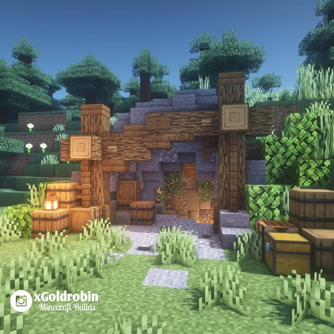 Minecraftbuildingideas In 2020 Minecraft Bau Ideen Minecraft Gebaude Minecraft Haus