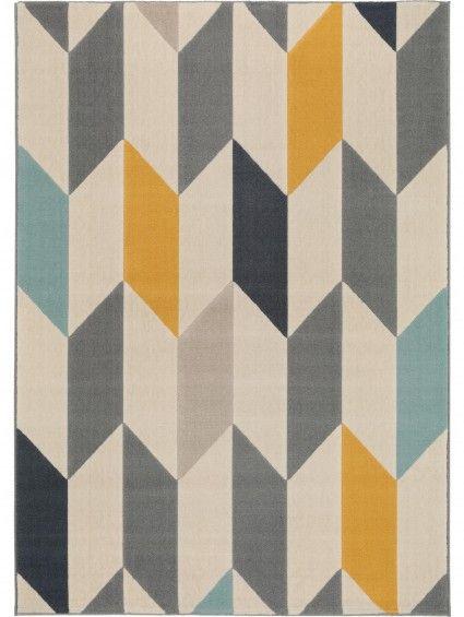 Teppich Dessert Multicolor 140x200 cm Nat Pinterest Living - teppich für küche