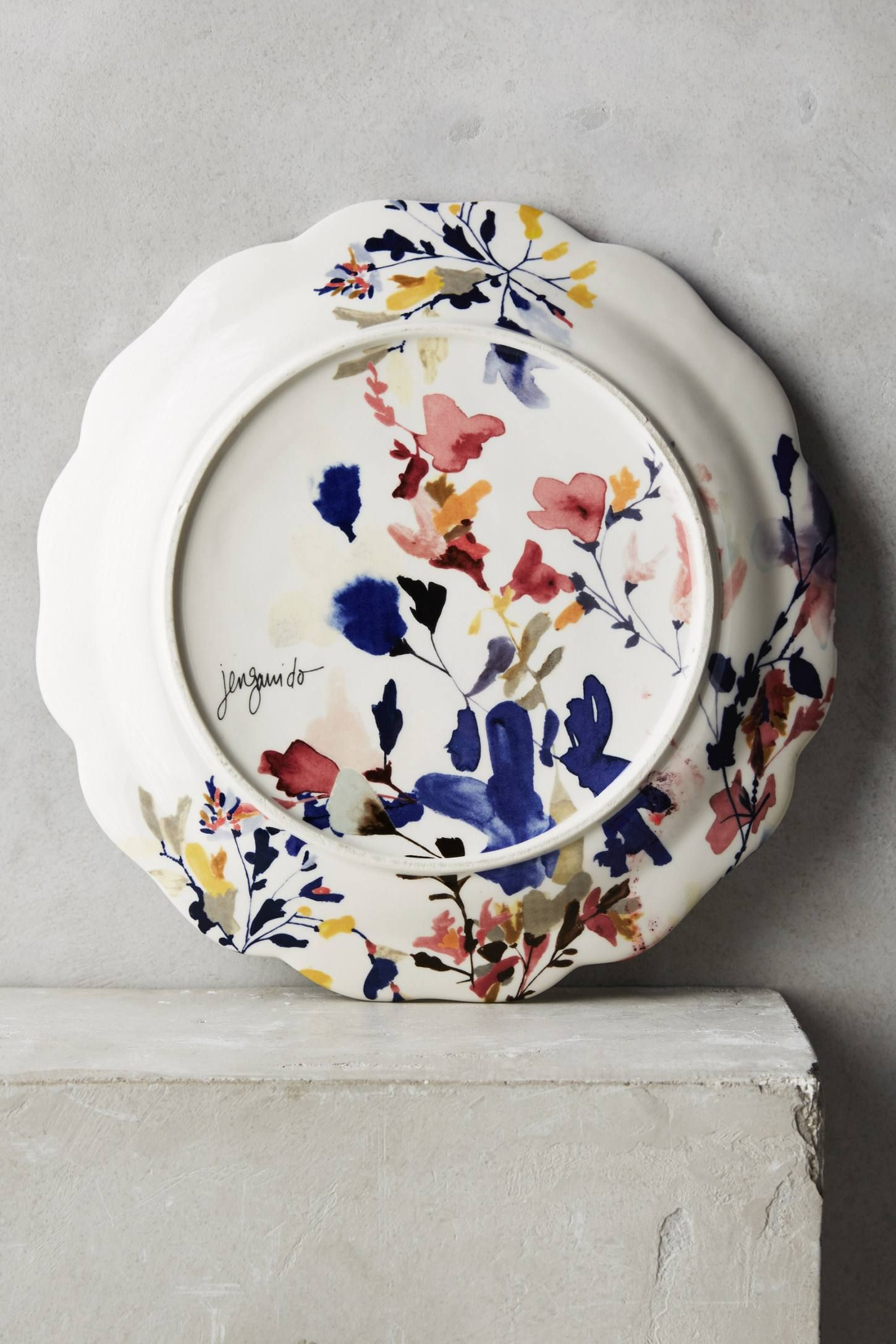 Shop the Wildflower Study Dinner Plate and more Anthropologie at Anthropologie today. Read customer reviews, discover product details and more.