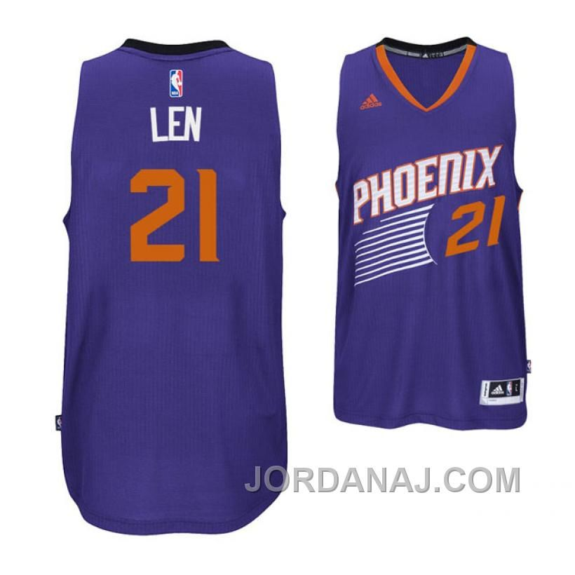 http://www.jordanaj.com/phoenix-suns-21-new-swingman-road-purple-jersey-alex-len.html PHOENIX SUNS #21 NEW SWINGMAN ROAD PURPLE JERSEY ALEX LEN Only $89.00 , Free Shipping!