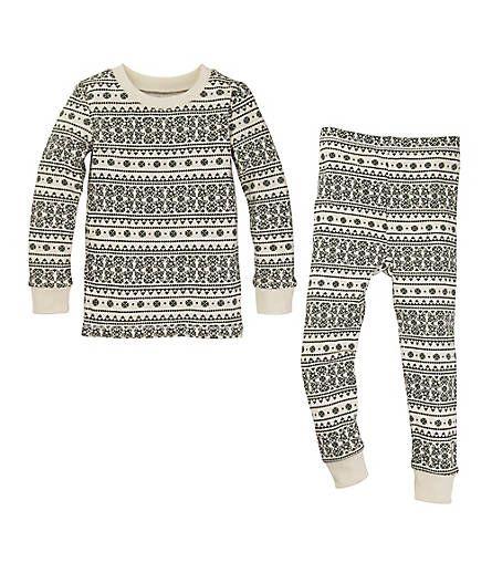 08c440728 Baby Fair Isle Organic Cotton Pajamas - Burts Bees Baby. Baby ...