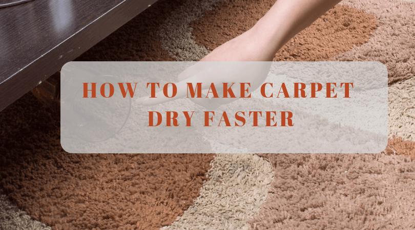 Faq How To Make Carpet Dry Faster Carpet Care Carpet How To Make