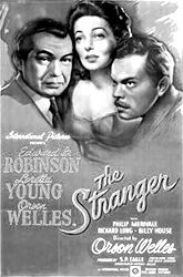 The Stranger Watch Download Bnwmovies Com Black And White Movie Classic Movies Old Movies