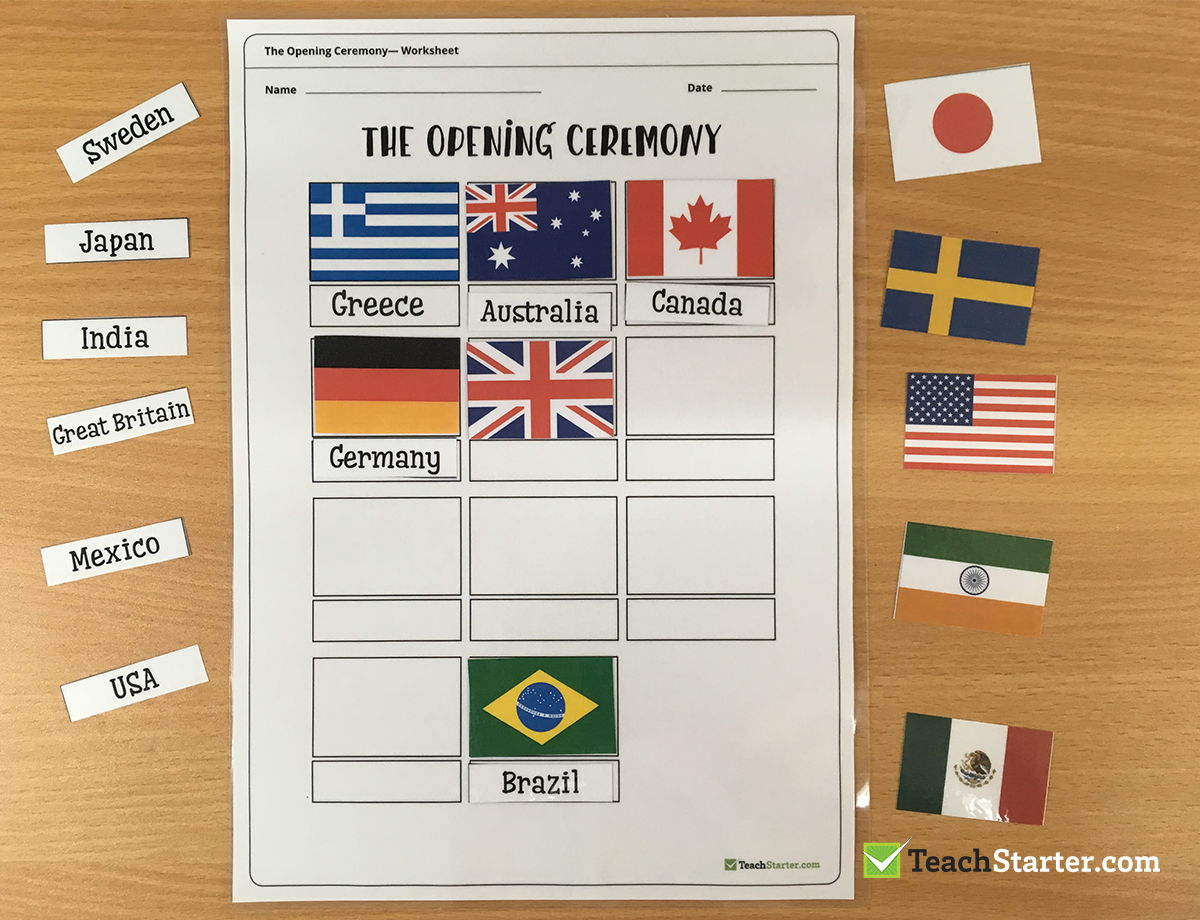 10 Olympic Inspired Classroom Activities And Resources