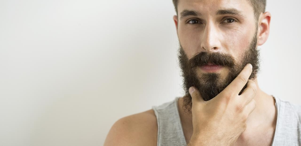 The Scientific Reason Why Men Grow Beards pics