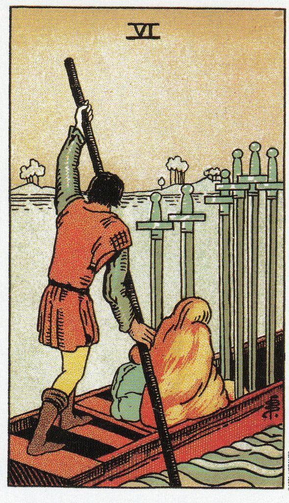 6 spades tarot