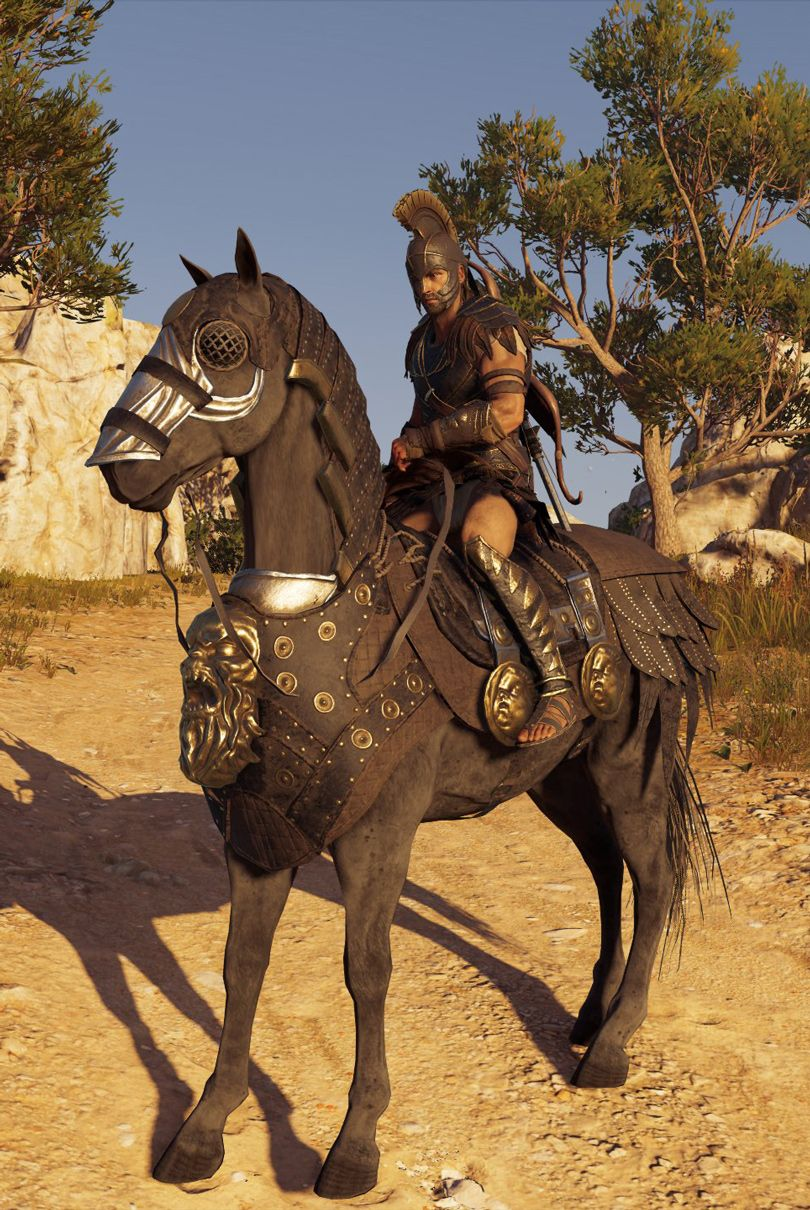 Il Caminetto Zwyciezcow Assassin S Creed Kronos And Herald Of Dusk Gear Packs Overview