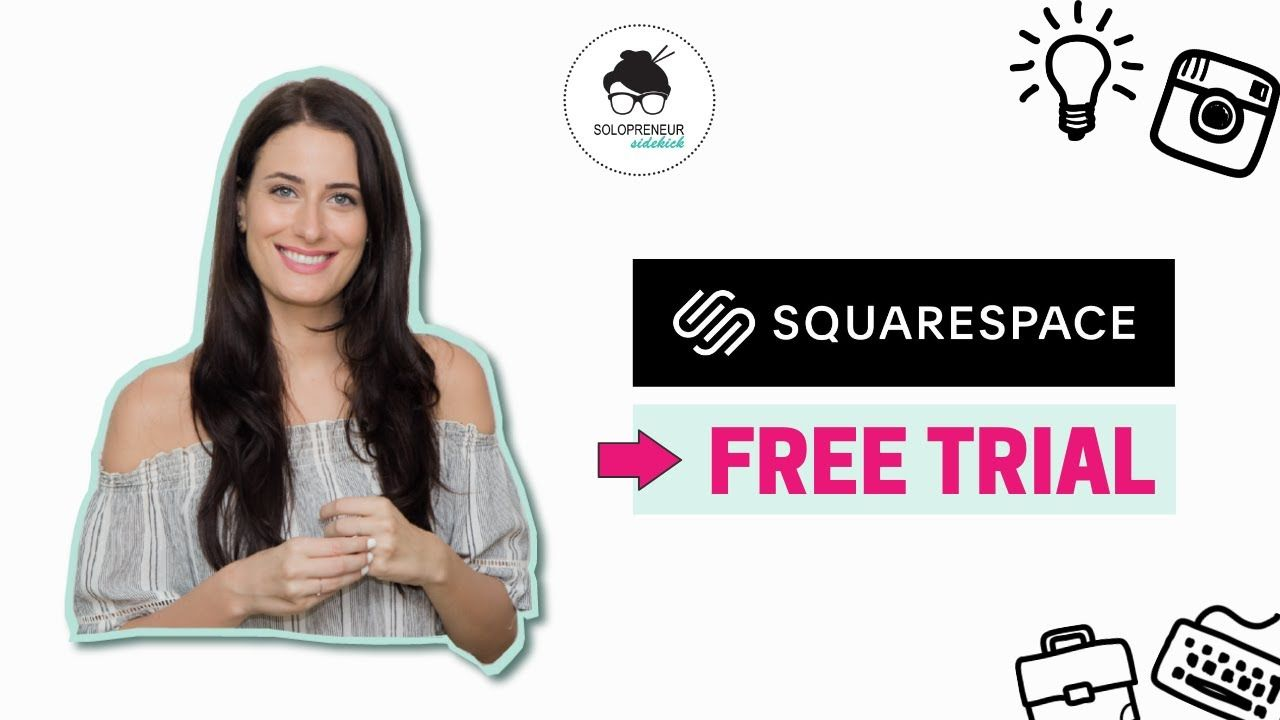 Everything Included in the Squarespace Free Trial