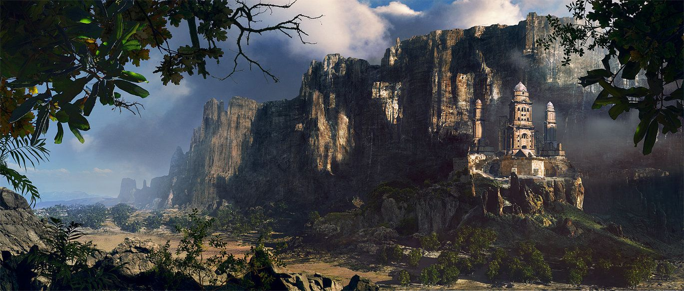 Cathedral by hardyguardy on DeviantArt