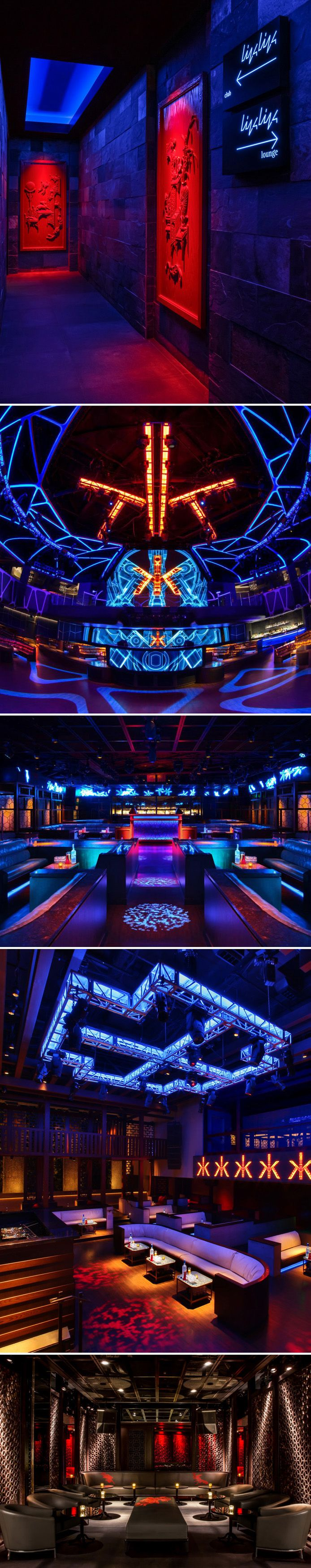 Hakkasan Las Vegas Restaurant And Nightclub Www Inlist Com Discover Reserve The Best Events Around The World Club Nightclub Design Nightclub Bar Club Design