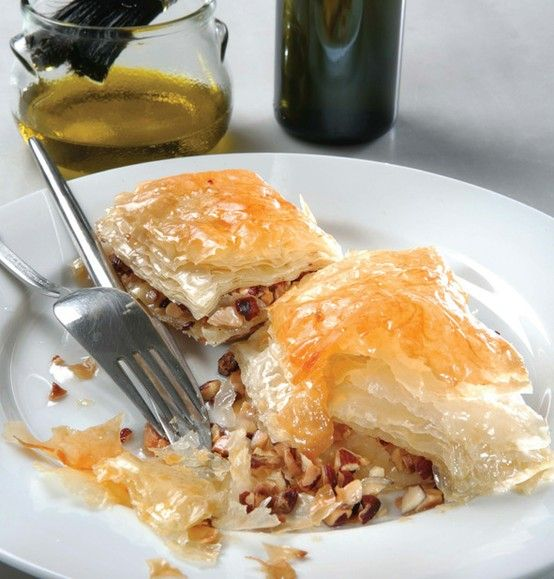 Baklava with olive oil page 111 of our fans only recipe book baklava with olive oil page 111 of our fans only recipe book authentic greek recipesmediterranean diet forumfinder Gallery
