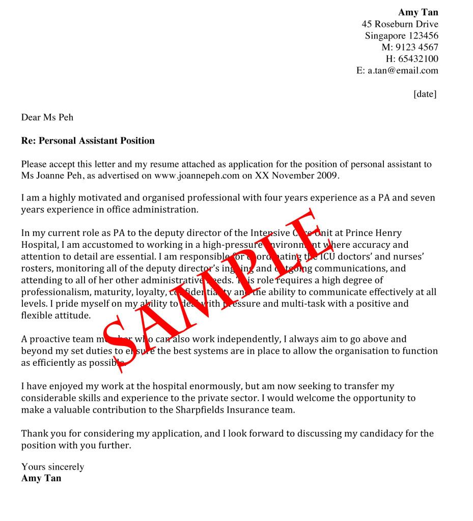 30 how to create a cover letter cover letter for resume