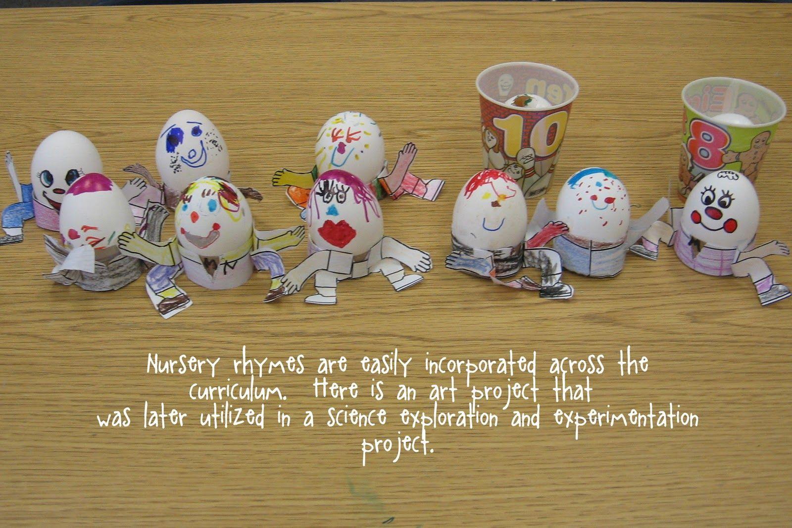 Humpty Dumpty Activity
