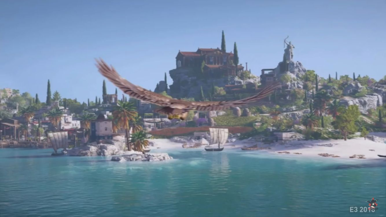 Assassins Creed Odyssey Gameplay Screenshots