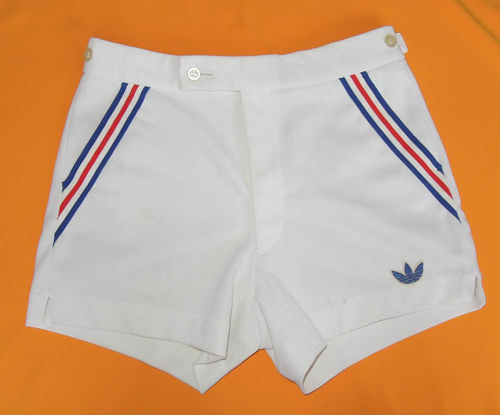Genuine Adidas Shorts Vintage Retro From the 1980/'s 3 Stripes Trefoil All Sizes