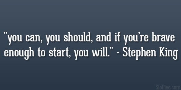 Stephen King Quotes On Love Amazing Stephen King Quotes Pics Stephen King Quote 48 Graceful Positive