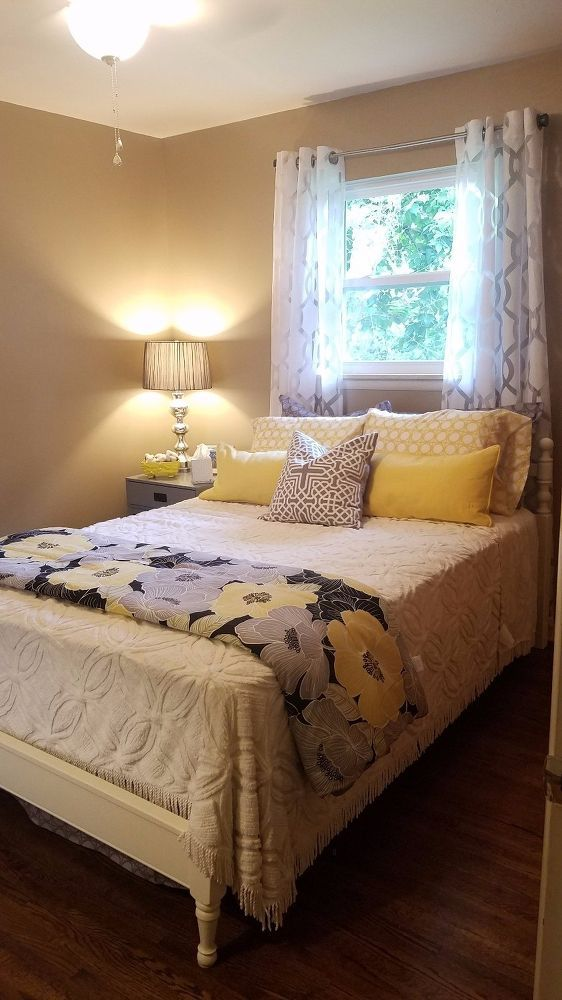 A Guest Bedroom Budget Makeover Ideas Painted Furniture