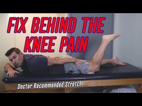 pin on knee tendons