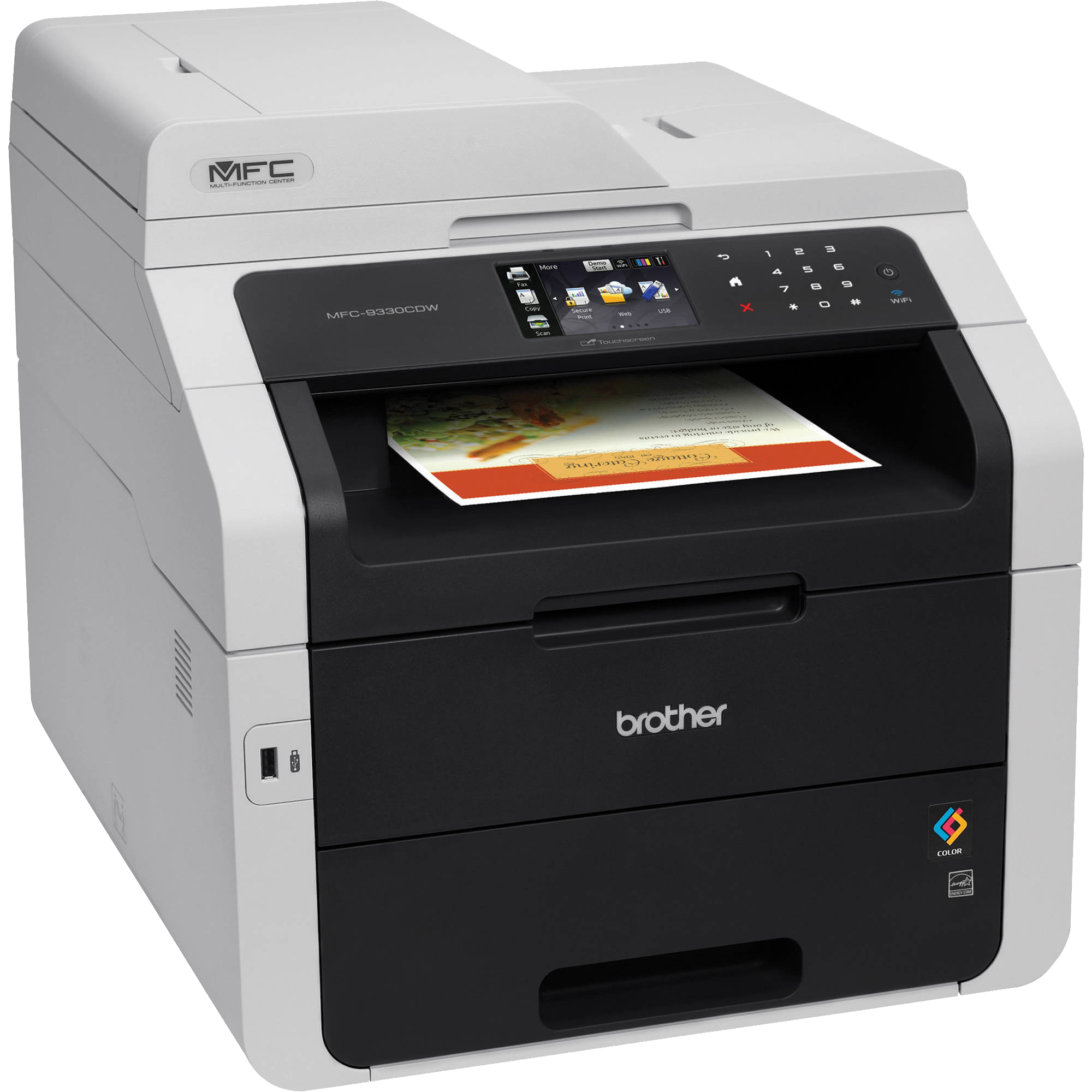 How To Fix Brother Printer Error Printing Multifunction Printer Brother Mfc Brother Printers