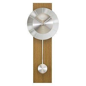 Wood Pendulum Wall Clock Seiko Wooden Pendulum Clock Dark Brown Wooden Case Pendulum Quartz Pendulum Wall Clock Pendulum Clock