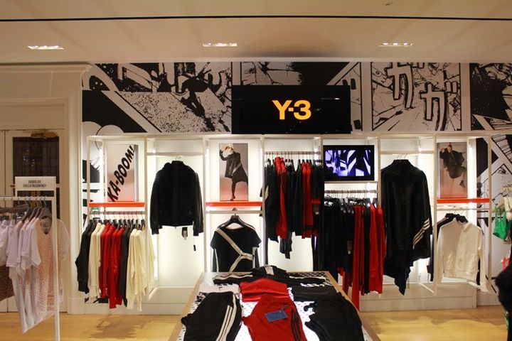 adidas y3 store berlin