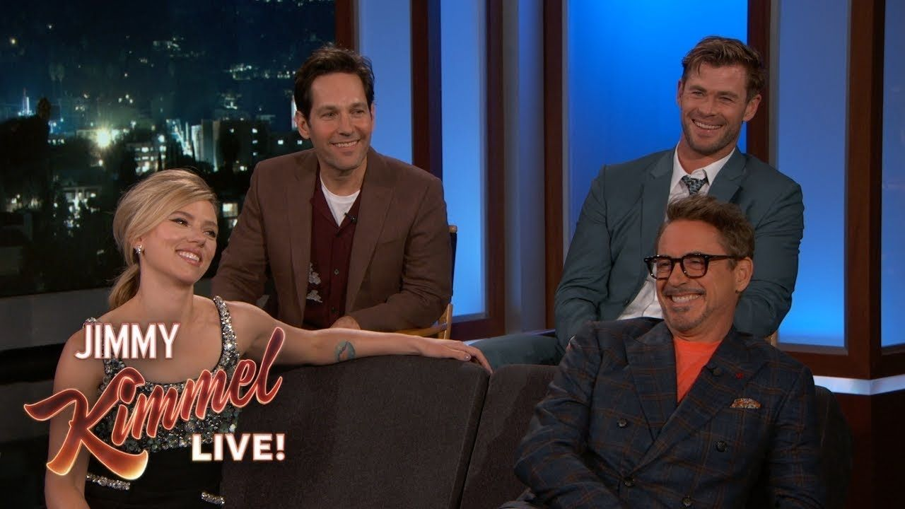 Avengers Cast On Premiere Favorite Lines Matching Tattoos