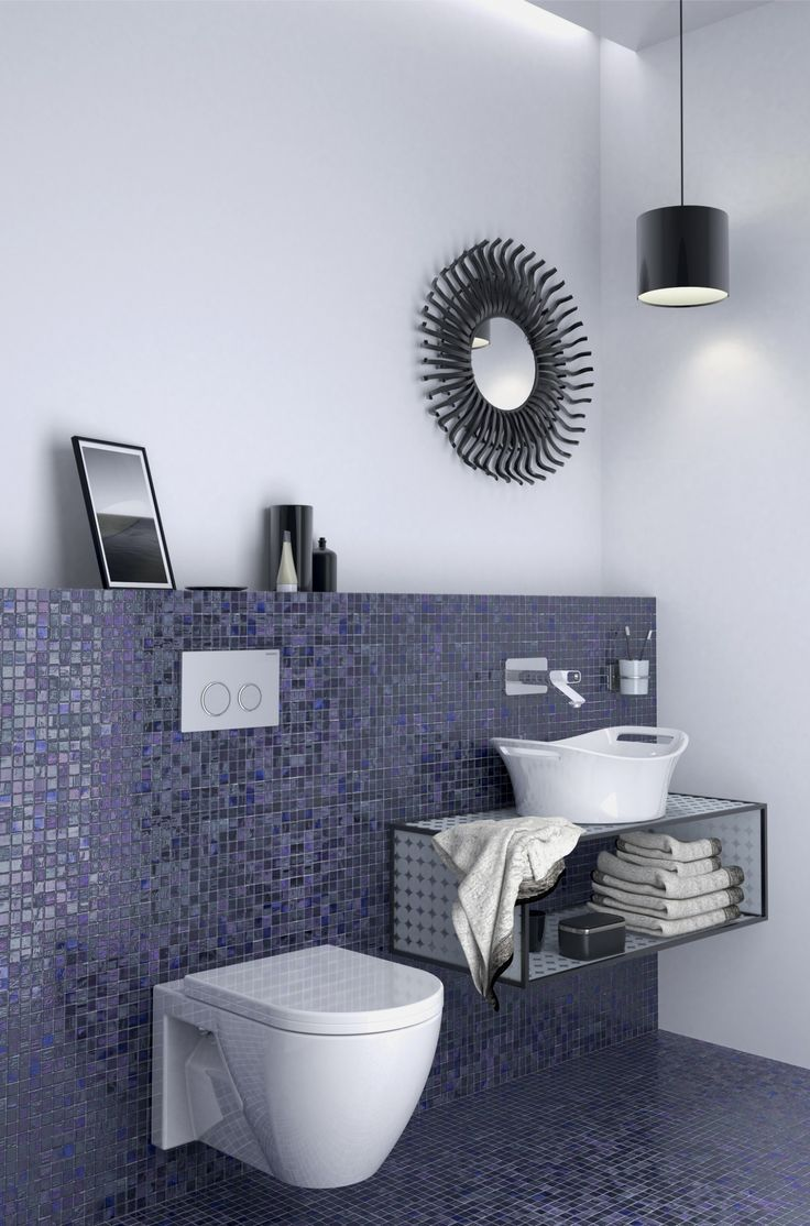 Bathroom interior wall contemporary bathroom design with amazing inwall toilet system