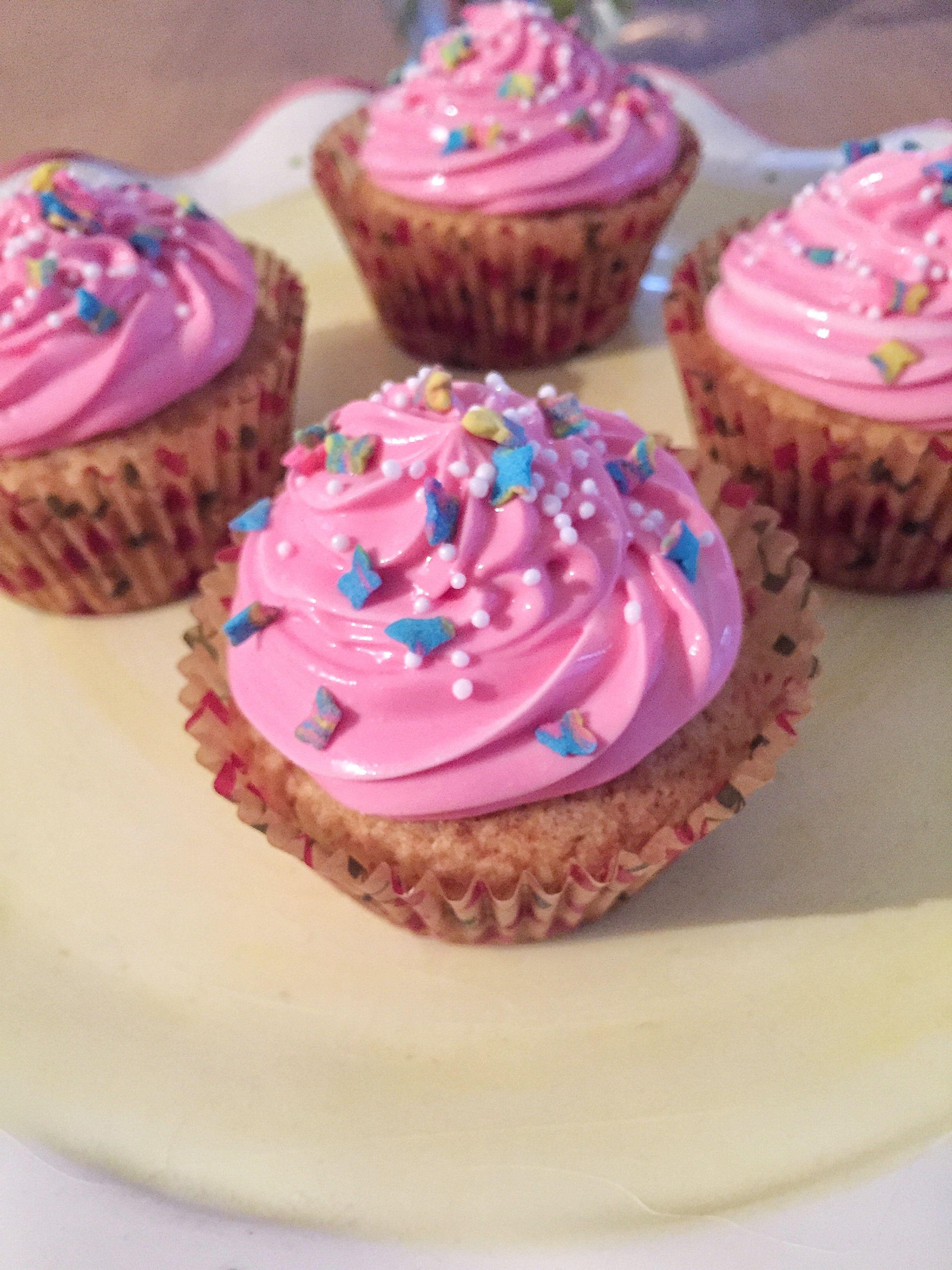 Zimt-Cupcakes