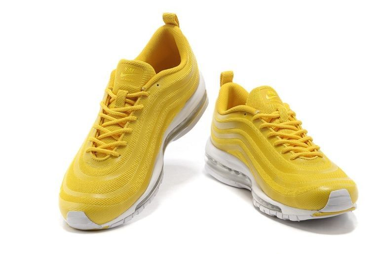 Nike Air Max 97 amarillo