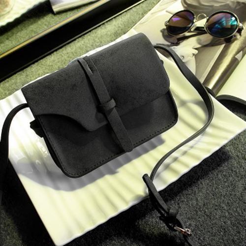 2017 Fashion Women's Handbag Bag Small Crossbody Bags Vintage Spring Women Shoulder Bag Nubuck Leather Women Bag