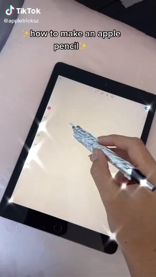 Apple Pencil Tutorial