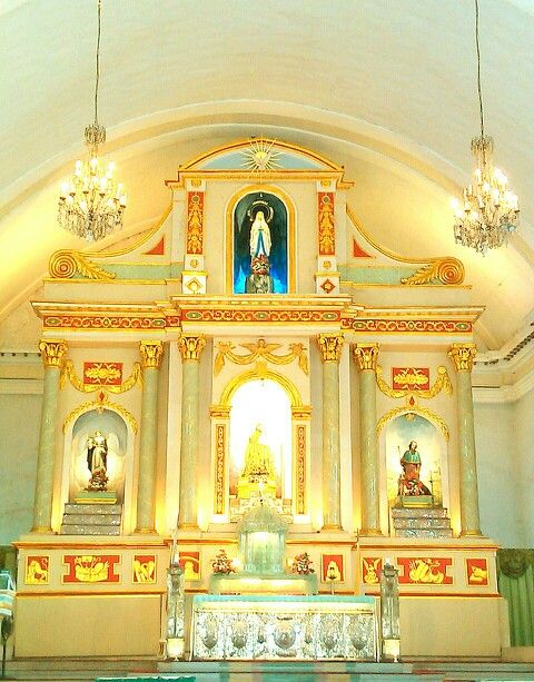 St Joseph the Worker Cathedral - Tagbilaran City Bohol Philippines
