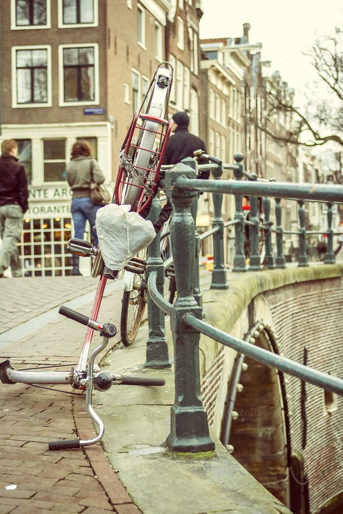 Check out Vandalism in Amsterdam by Patricia Hofmeester on Creative Market