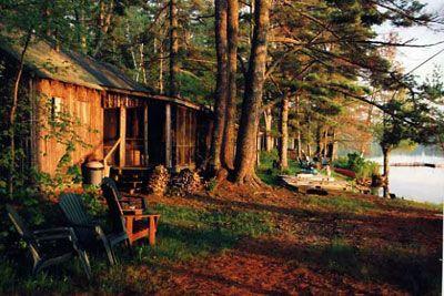 Wondrous Cabin Sunset Lodge Damariscotta Lake Maine Dream House Home Remodeling Inspirations Cosmcuboardxyz