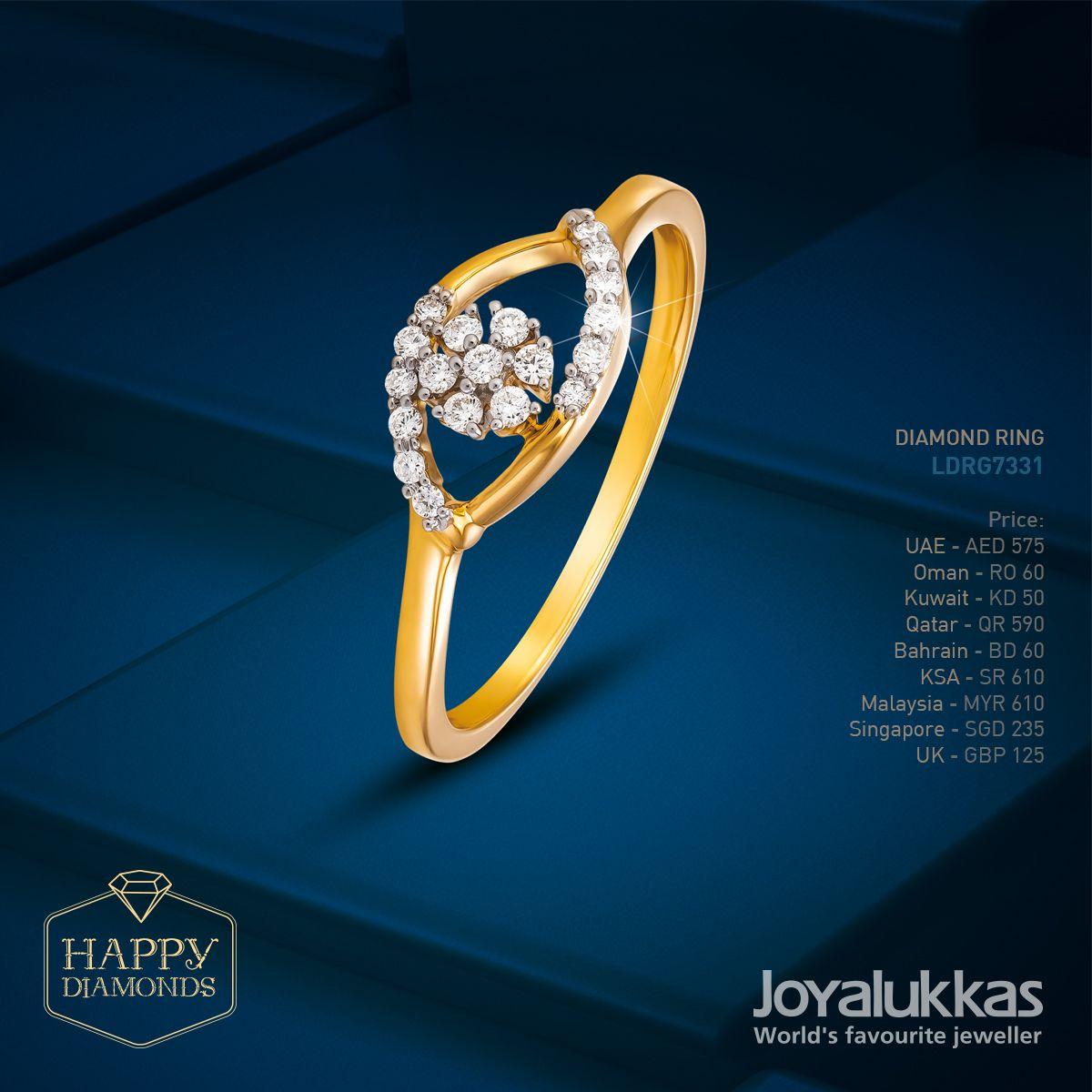 Pin by Joyalukkas Jewellery on Happy Diamonds from Joyalukkas