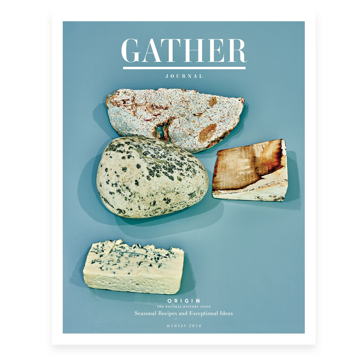 Gather Journal: Issue 8, Winter 2016, Origin – The Natural History Issue