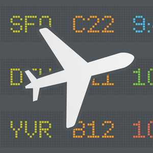 Flightboard Live Flight Departure And Arrival Status Mobiata Buy Software Apps Flight Board Departures Board Travel App