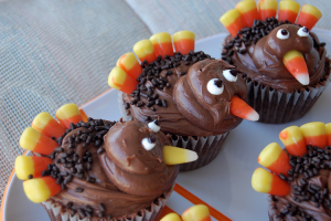 easy thanksgiving cupcakes hd wallpapers