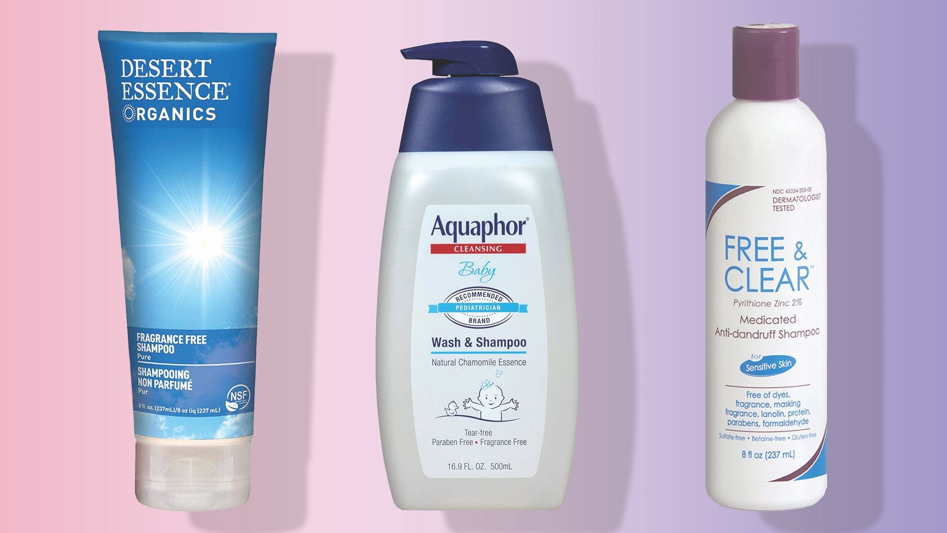 These Are The Best Fragrance Free Shampoos For People With Sensitive Skin Scalps Fragrance Free Shampoo Fragrance Free Products Shampoo Free