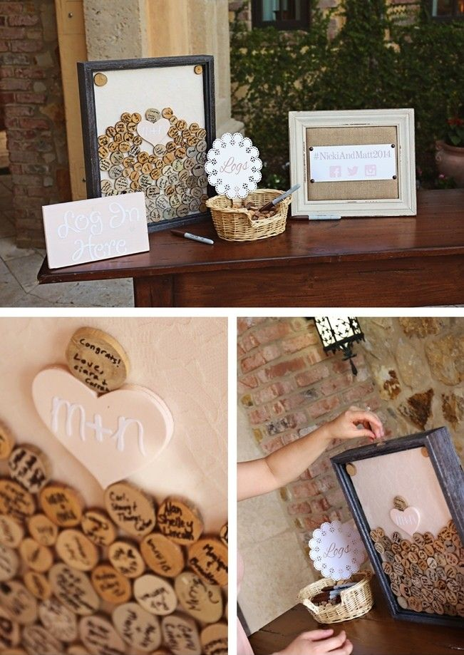 Vintage-Inspired Wedding at Bella Collina {Heather Rice Photography}