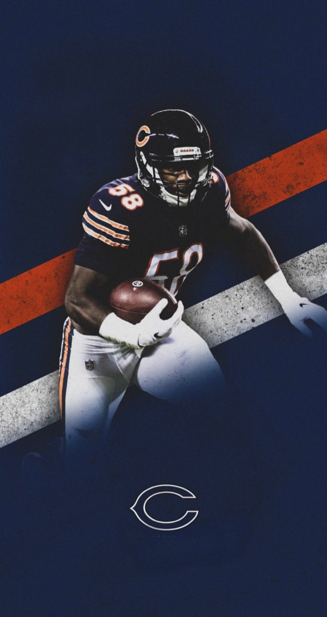 Pin By Gary Holte On Bears Chicago Bears Football Bears Football Chicago Bears