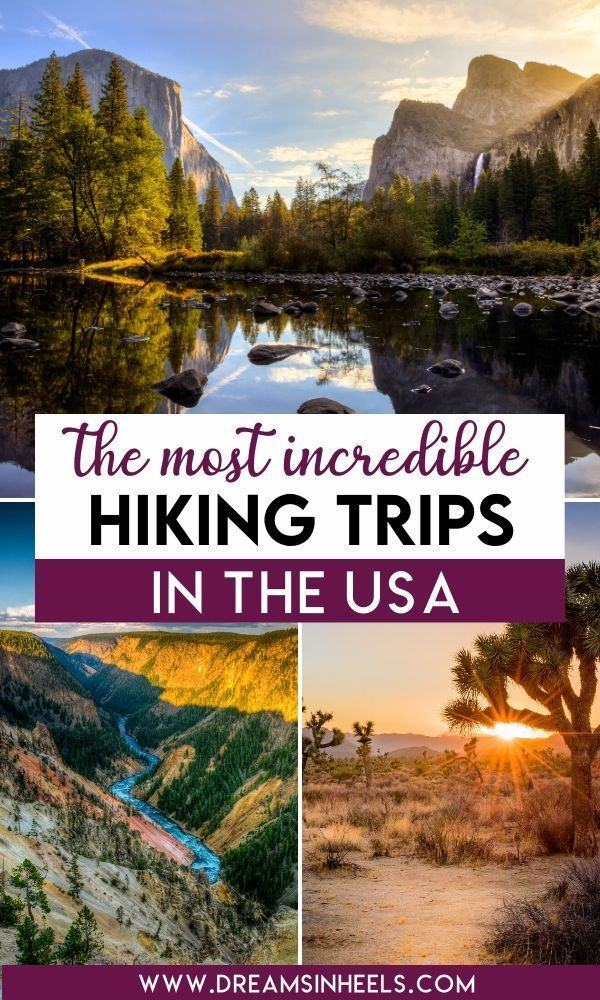 Hiking trips in USA: Best hiking trails in the US that are ideal for the Fall